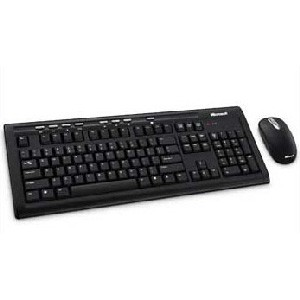 Microsoft Wireless Optical Desktop 700 V2 USB Keyboard and Mouse