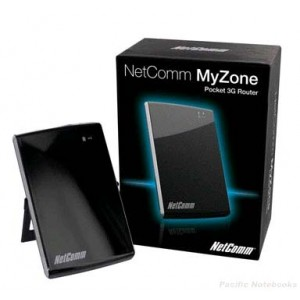 NetComm MyZone Mobile 3G Wireless Router