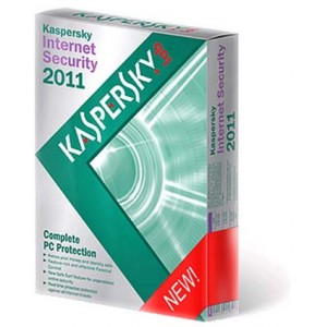 Kaspersky Internet Security 2011 1PC/1YR